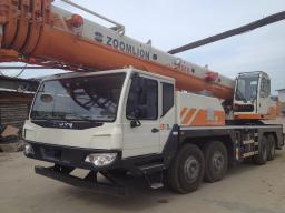 Автокран Zoomlion QY55V