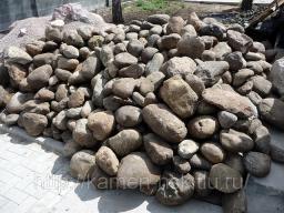 Природный камень Голыш