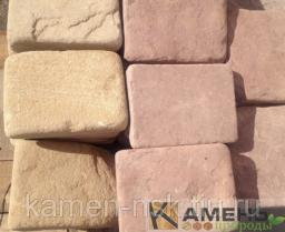 Брусчатка камня песчаника