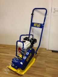 Виброплита МЕГА на 60 кг. с двигателем хонда от производителя