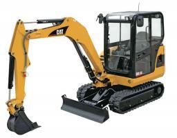 Аренда мини-экскаватора Caterpillar 302.5c
