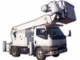 Аренда автовышки 16-27 м в Краснодаре
