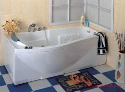 Профессиональная установка ванн