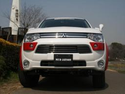 Лифт комплект для Mitsubishi Outlander PHEV +70мм
