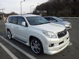 Обвес JAOS для Toyota Land Cruiser Prado 150