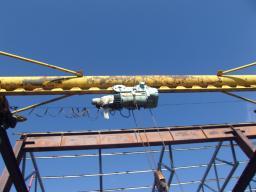 Кран мостовой опорный г/п 10,0 тонн