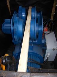 Таль электрическая 2-3,2 тонны