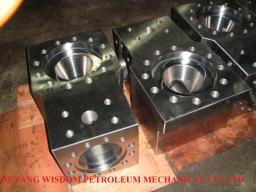 гидрокоробка(гидравлическая коробка) для буровой насоса УНБТ–950 / А / L ,УНБТ 1180/L