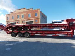 Трал CIMC 40 тонн
