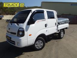 Kia BongoIII 2014 г.в. бортовой 4WD 1 тонна!
