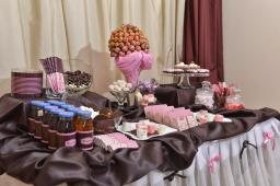 Сладкий стол (Candy Bar) на день рождения