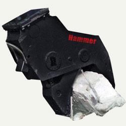 Гидравлические ножницы для измельчения бетона (гидроножницы)