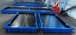 Металлоформа дорожной плиты 2П30.18