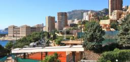 Франция. Трехкомнатная квартира с видом на Монако