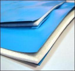 Тент полог для бетона утепленный трехслойный термомат