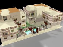 В престижном районе Хургады в Египте продаются квартиры в новостойке