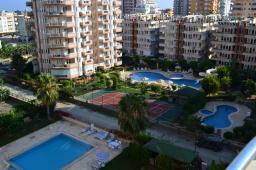 Турция. Продается прекрасная трехкомнатная квартира в центре морского курорта