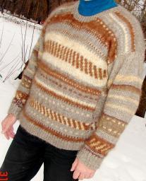 Пряжа натуральная 100% шерсть, ручное вязание