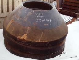 Броня конуса КМД-1750