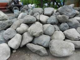 Валун (речной) 150-750 кг