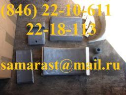 Комплект плит скольжения КС-45717К-3Р