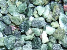 Каменная крошка Змеевик, 5-20 в мешках (20кг)