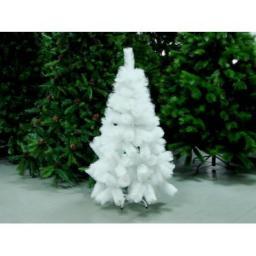 Искусственная елка Белая без напыления опт.: Елка оптом белая 1.2м.