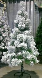 Искусственная елка покрытая снегом опт.: Искусственная елка в снегу опт 1.5м.