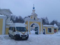 Пассажирские перевозки на микроавтобусах Мытищи, Королев, Софрино, Пушкино