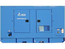 Дизельный генератор 150 кВт ТСС Проф в кожухе
