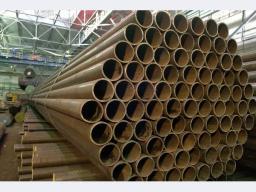 Трубы горячедеформированные (сталь ШХ15) (ГОСТ 8731-78)