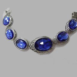 Цепочка- браслет из тайского серебра 93S18-2 730202