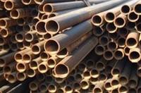 Трубы металлические восстановленные и б/у
