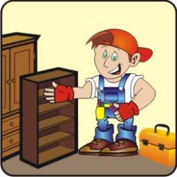Сборка кухонного гарнитура с установкой и доп.работами: врезкой мойки, варочной панели