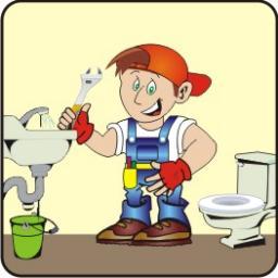 Замена подводки, монтаж разводки внутри квартиры (ванна-туалет-кухня)