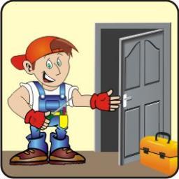 Вскрытие замка металлической двери (металлопластиковой, ПВХ)