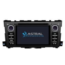 завод Android Автомагнитолы DVD Мультимедиа GPS система глонасс Nissan Teana 2014
