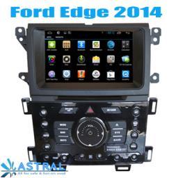 оптовая торговля лучший Автомагнитолы 2 Дин с GPS автомобильный навигатор Ford Edge 2014