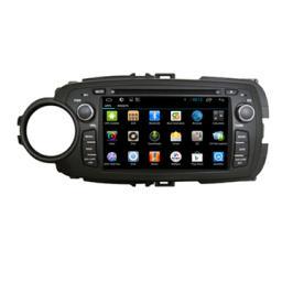 gps / глонасс навигатор автомобильный специально для Toyota Yaris 2012-2011