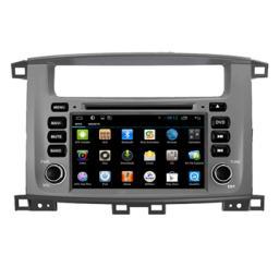 Автомагнитолы DVD Мультимедиа Поддержка телевизор и радио Toyota Land Cruiser 100