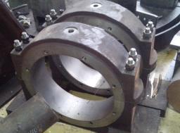 Бугель (корпус подшипника) для щековой дробилки СМД 110а