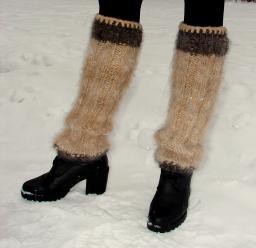 Гетры зимние . Гетры теплые под Ваш размер .