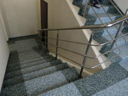 Полимерное покрытие для лестниц