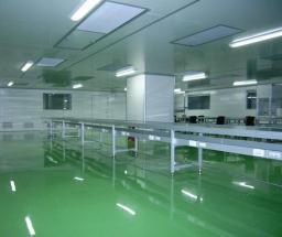 Промышленные полиуретановые наливные полы