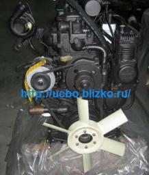 Переоборудование Зил-4331 и ЗИЛ-4334 дизельным двигателем Д-245.