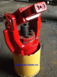 Элеватор буровой установки УРБ2А2