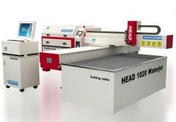 Китай HEAD станок для гидроабразивной резки(модель HEAD1020BB/HEAD38030Z)