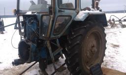 Ремонт тракторов в Балашихе