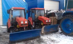 Ремонт тракторов в Мытищах