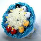 Букет Angry Birds 101